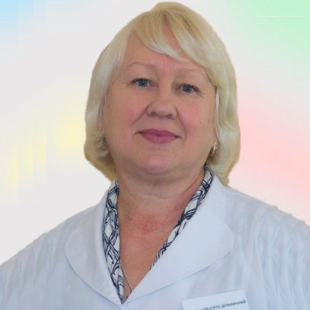 Деміч Наталія Михайлівна