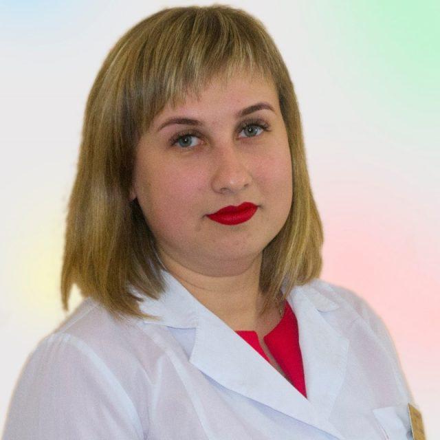 Кочкарьова Яна Володимирівна