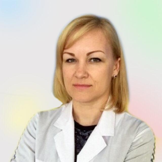 Коротиш Ольга Станіславівна