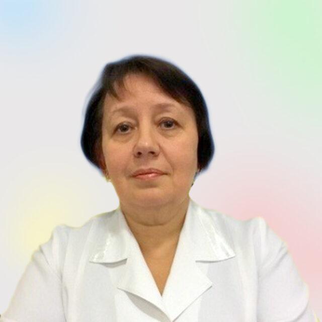 Спиридонова Ганна Едуардівна